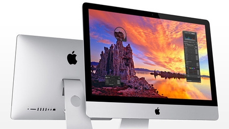Los nuevos iMac no retrasarán su lanzamiento, pero sí habrá ...   Antonio Galvez   Scoop.it