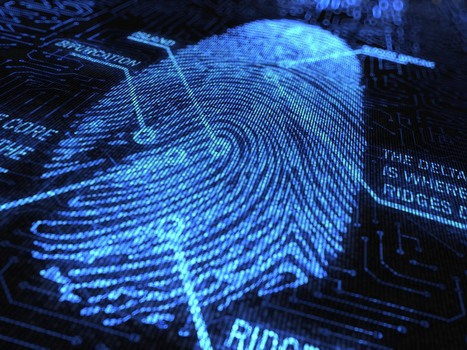 A new fingerprint sensor patent from Apple surfaces in Europe | Data games | Scoop.it