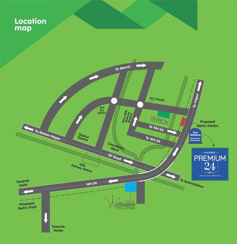 Panchsheel Premium 24, 2, 3 BHK atNH-24 Ghaziabad | Real Estate property | Scoop.it