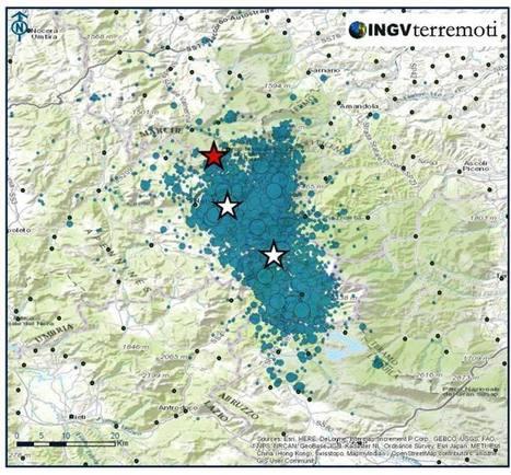 Terremoto Italia centrale: la terra trema ancora, scossa magnitudo 5.6 | SCIENTIFICAMENTE | Scoop.it