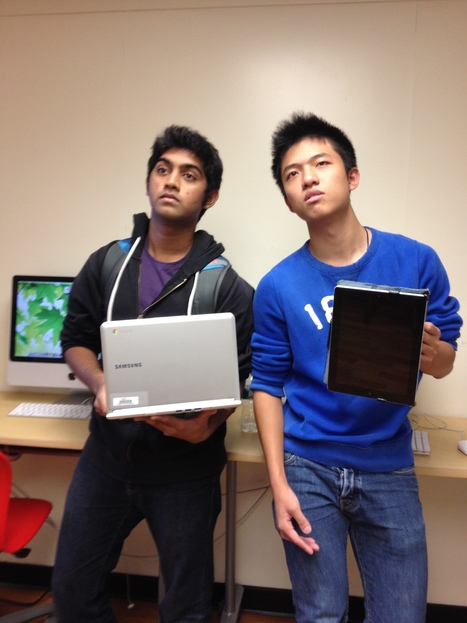 The Great Device Debate: iPad Vs. Chromebook | Re ICT (cross curricula use of digital technology) | Scoop.it