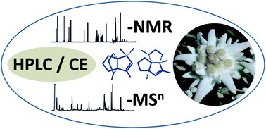 Mass spectrometry and NMR spectroscopy: modern high-end detectors for high resolution separation techniques – state of the art in natural product HPLC-MS, HPLC-NMR, and CE-MS hyphenations | Marine Natural Products | Scoop.it
