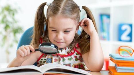 Mon enfant bloque sur l'apprentissage de la lecture : comment l'aider | lectures | Scoop.it