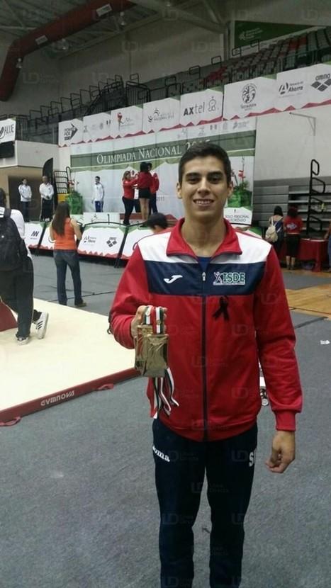 Tres oros para Francisco Javier, en gimnasia | Línea Directa Portal | Revista Magnesia | Scoop.it