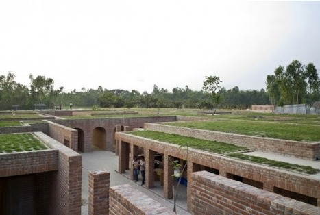 [ Gaibandha, Bangladesh] Friendship Centre / Kashef Mahboob Chowdhury/URBANA | The Architecture of the City | Scoop.it