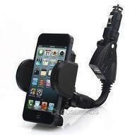 Buy Dual Car Charger Holder Power Mount 3.1 at Shopper52 | Cheap Online Shopping | Scoop.it