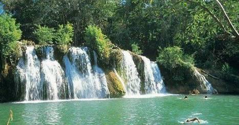 Dá até sede! Vejas algumas das cachoeiras mais bonitas do Brasil   Latin music and dance   Scoop.it