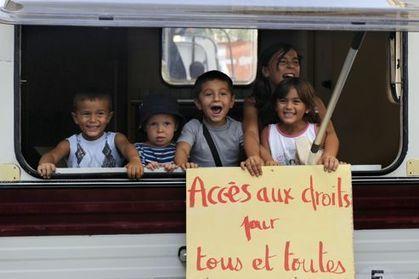 Des Roms scolarisés contre l'avis du maire | CaféAnimé | Scoop.it