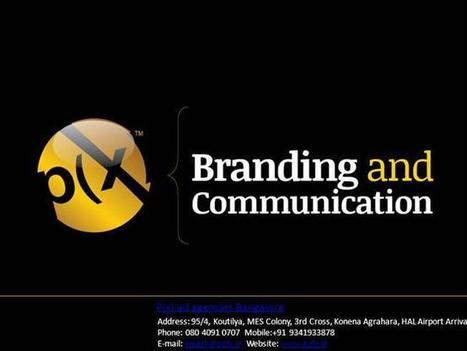 P(X) Ad Agencies Bangalore Ppt Presentation | Advertising agency Bangalore | Scoop.it