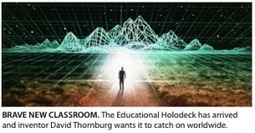 Interview | David Thornburg is Out of ThisWorld | EdTechDigest | Frankly EdTech | Scoop.it