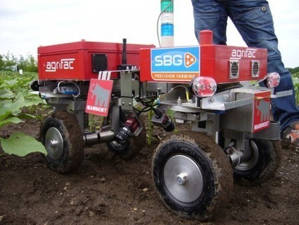 Field Robot Event (FRE) 2015 takes place this week | Cultibotics | Scoop.it