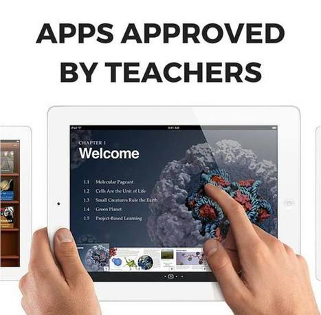 21 Educational Apps Approved By Teachers - InformED ~ by Saga Briggs | Into the Driver's Seat | Scoop.it