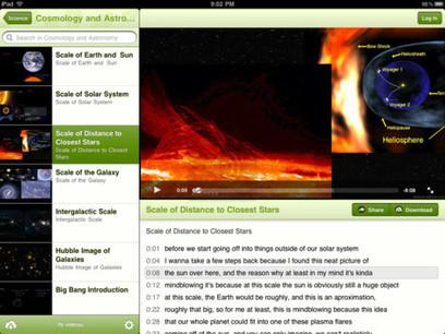 Khan Academy releases iPad app, mobile education is uponus   1:1 Learning   Scoop.it