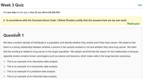 Test d'un MOOC chez Coursera | Plouf ! | enseignement | Scoop.it