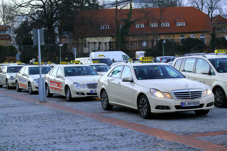 Uber taxi app banned in Germany following court ruling - EurActiv | Peer2Politics | Scoop.it
