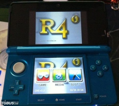 The R4 3DS gaming revolution | Gaming Console | Scoop.it