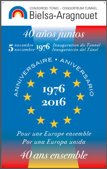 Fête du 40e Anniversaire du Tunnel d'Aragnouet - Bielsa le 5 novembre | Vallée d'Aure - Pyrénées | Scoop.it