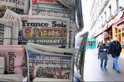Les Echos et Libération, seuls quotidiens nationaux en hausse au premier semestre | DocPresseESJ | Scoop.it