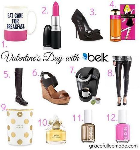 Tweet from @gracelee95 | Belk Valentine's Day Blogger Program | Scoop.it