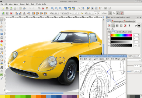 10 Best Alternatives To Adobe Illustrator | web learning | Scoop.it
