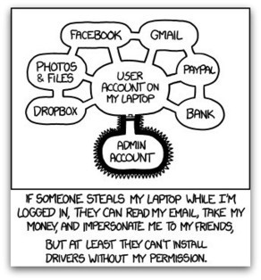XKCD cartoon reminds users to log out for better security | Libertés Numériques | Scoop.it