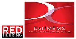 DelfMEMS is a Finalist for the 2013 Red Herring Top 100 Europe Award | DelfMEMS News | Scoop.it