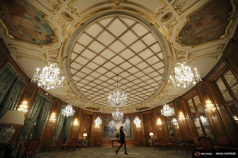 High-End Hotels Bemoan Competition From Airbnb in Paris | Hotel industry trends | Scoop.it