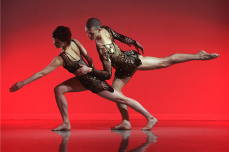 Richard Alston Dance Company: At Home   THIS IS THE MACHINE.   Scoop.it
