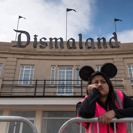 Welcome to Dismaland: Banksy's gleefully warped anti-theme park | News we like | Scoop.it