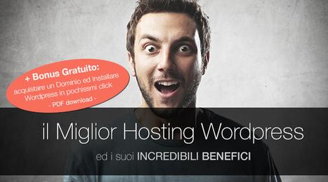 Miglior Hosting Wordpress - La guida definitiva [+ bonus aggiuntivo]   Come fare blogging   Scoop.it