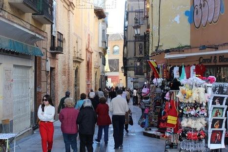 Las obras en calle Granada comienzan entre inquietud e indignación de comercios Territorio Málaga | La actualidad más de cerca | Cosas de mi Tierra | Scoop.it