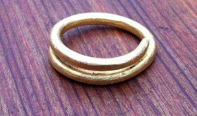 Swedish woman finds 2,000-year-old gold ring | Histoire et archéologie des Celtes, Germains et peuples du Nord | Scoop.it