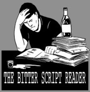 """The Bitter Script Reader: """"Do readers read so much that it becomes impossible for anything to NOT seem like a cliche?"""" 