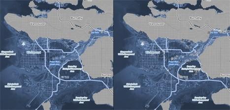 La montée des océans touche aussi le Canada | Archivance - Miscellanées | Scoop.it