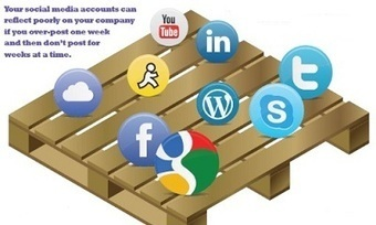 Social Media for Pallets. Really? - National Wooden Pallet and Container Association | social musings | Scoop.it