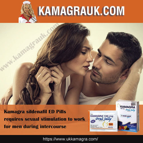 Viagra Tablets -Treat ED Safely & Effectively | Kamagra male Impotent | Scoop.it