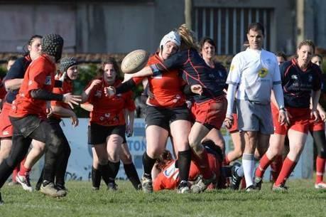Rugby : l'US Côtes d'Arey gagne le derby contre le Rhodia, les filles d'Ampuis perdent le leur contre Saint Genis Laval | Pays de Condrieu | Scoop.it