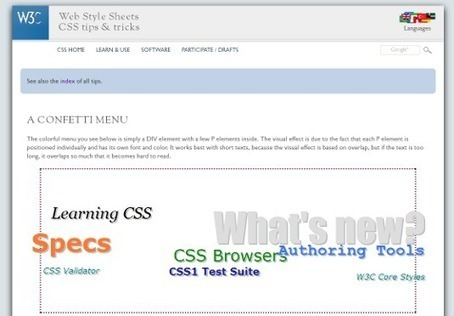 Six essential CSS resources to boost your skills | Web & Graphic Design Tricks from Clear Output | Scoop.it