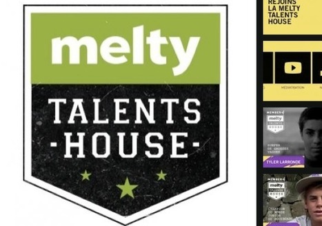 Melty lance une pépinière pour booster les projets des 18-30 ans   innovation  idées start up   Scoop.it
