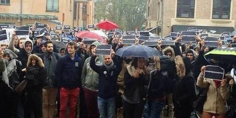 Un rassemblement contre la haine à Louvain-la-Neuve | Revue de presse de l'AGL | Scoop.it