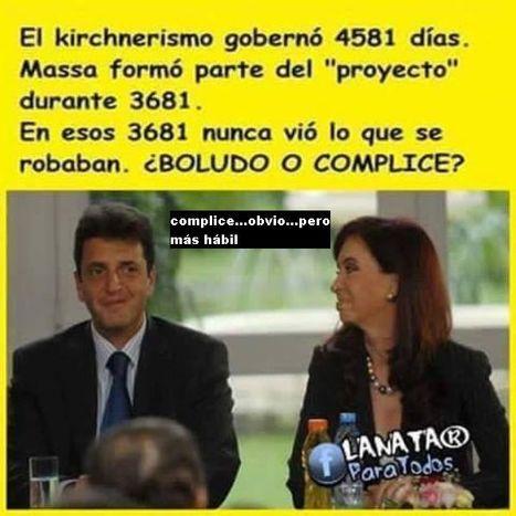 Las leyes argentas, la corrupción y los obsecuentes | Vote mejor, deje el egoísmo y piense en los demás. | Scoop.it
