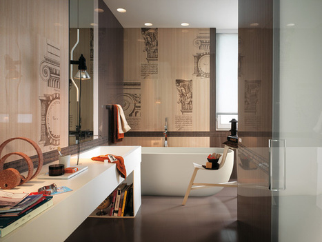 50 Contemporary Bathrooms That Will Completely Change Your Home | Designing Interiors | Scoop.it