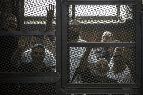 #Exclusive : #Egypt 's Black Site #Torture Camps - The Daily Beast | News in english | Scoop.it