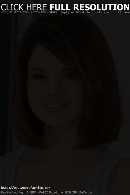 10 Cute Hairstyles of Selena Gomez - Zesty Fashion | Restaurant | Scoop.it