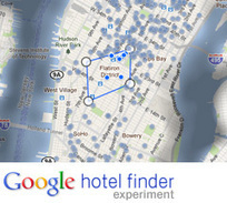 Google Hotel Finder Goes Mobile | digital hospitality | Scoop.it