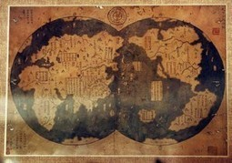 Jan24: #China 4000BC Secret Maps Of The Ancient World: Our Earth Before The Last Pole Shift? | Antigua China | Scoop.it