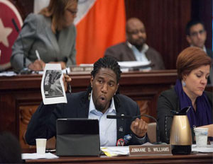 'Stop and Frisk' Leads to Shouting Match at Hearing | Police Problems and Policy | Scoop.it