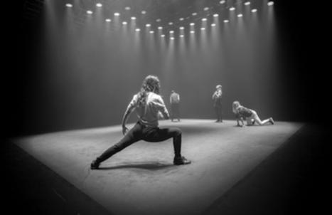 Disco solo - Critiques - mouvement.net | Danse contemporaine | Scoop.it