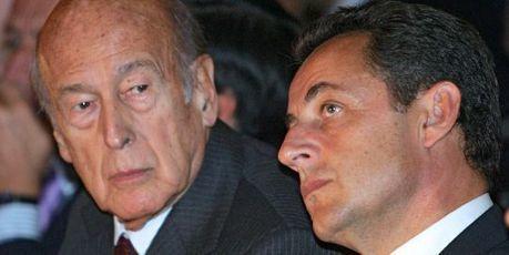 LeMonde.fr : Sarkozy-Giscard, un parallèle récurrent... souligné par le PS | LYFtv - Lyon | Scoop.it