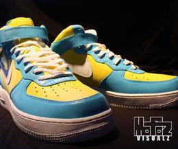 How To customize Kicks (Paint Shoes) the Mofoz Visualz Way   Custom shoes design   Scoop.it